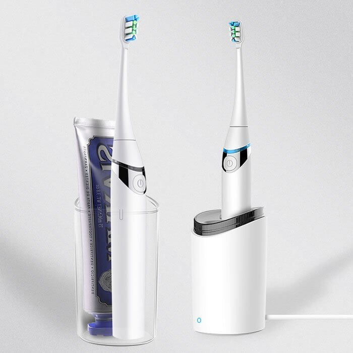 UV Sanitizer Sonic Toothbrush 1