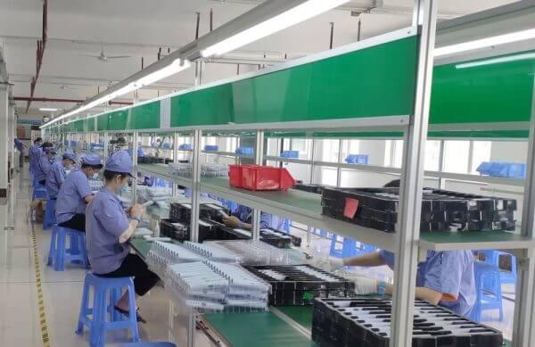 Production Capacity