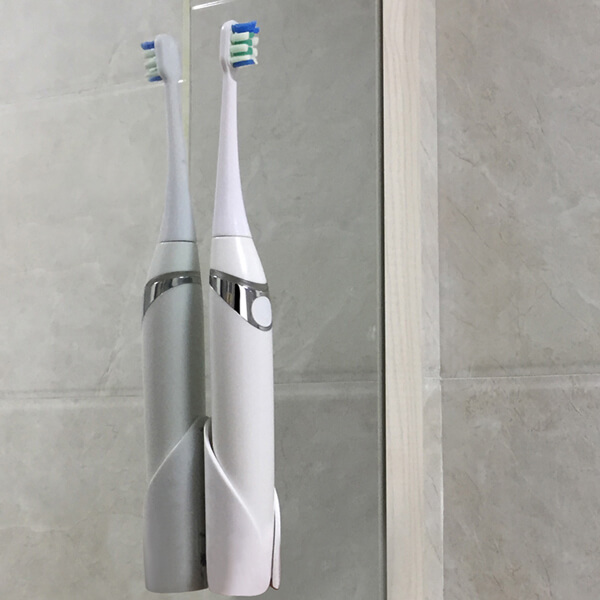 electric toothbrush holder wall suction 1